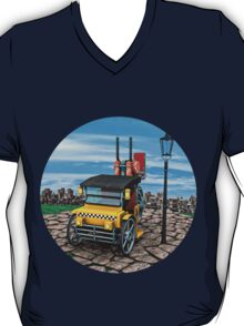 Steam Cab-Taxi  T-Shirt