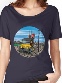 Steam Cab-Taxi  Women's Relaxed Fit T-Shirt