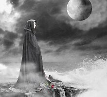 Cold And Grey.... by Karen  Helgesen