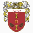 Ramos Coat of Arms/Family Crest by William Martin