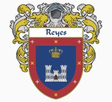 Reyes Coat of Arms/Family Crest Kids Clothes