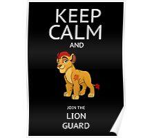 LION GUARD Poster