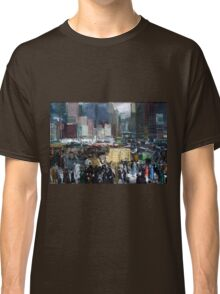 New York by George Bellows Classic T-Shirt