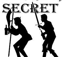Galavant - SECRET!! by YattaGiuliaART