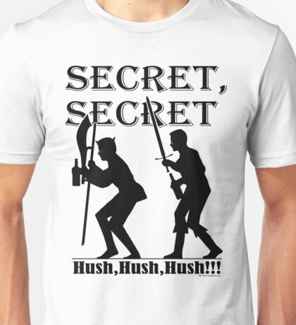 Galavant - SECRET!! Unisex T-Shirt