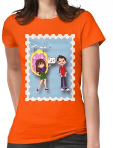 New Girl Womens Fitted T-Shirt