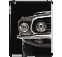Classic (black&white) iPad Case/Skin