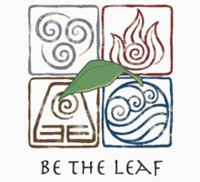 Be The Leaf ~ Avatar Legend of Korra The Last Airbender Meelo by MarioGirl64