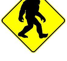 Bigfoot Crossing by kwg2200