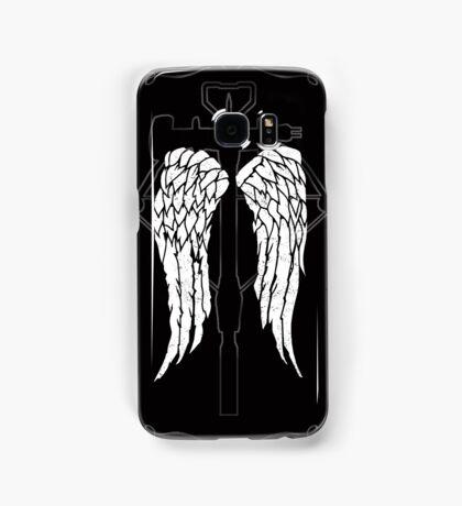 Daryl Dixon wings crossbow Samsung Galaxy Case/Skin
