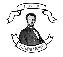 Abraham Lincoln by homework