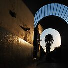 Marrakesh Shadows by Sherion