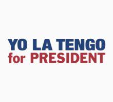 Yo La Tengo 2016 by sidemouse