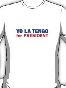Yo La Tengo 2016 T-Shirt