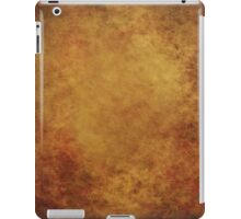 Abstract iPad Case Old Retro Cool Texture Vintage  iPad Case/Skin
