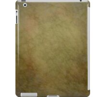 Abstract iPad Case Old Retro Cool Monochrome Texture Vintage  iPad Case/Skin