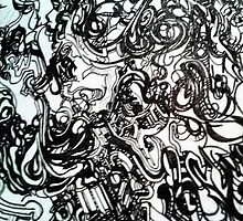close up abstract by Carly Anderson