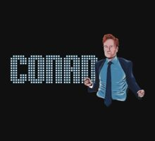 Conan O'Brien - Comic Timing by uberdoodles