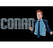 Conan O'Brien - Comic Timing Photographic Print