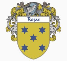 Rojas Coat of Arms/Family Crest One Piece - Short Sleeve