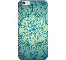 Vina del Mar Mandala iPhone Case/Skin