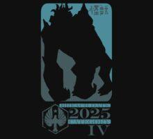 Kaiju Category IV by illproxy