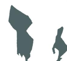 Kaiju Category IV Sticker