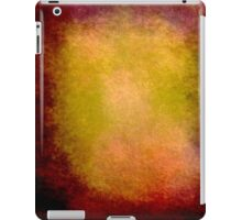 Abstract iPad Case Old Retro Cool Grunge Texture Vintage  iPad Case/Skin