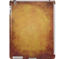 Old Abstract iPad Case Retro Cool Grunge Texture Vintage  iPad Case/Skin
