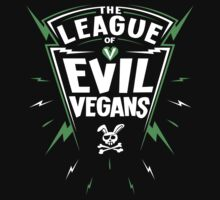 League of Evil Vegans - Tribute T by adoom