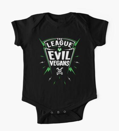 League of Evil Vegans - Tribute T One Piece - Short Sleeve