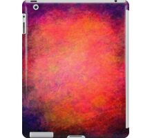 Colorful Abstract iPad Case Cool New Grunge Texture iPad Case/Skin