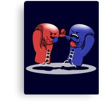 Boxing!! Canvas Print