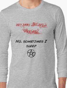Dresden - Wiseass Long Sleeve T-Shirt