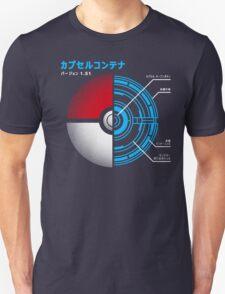 CAPTURE CAPSULE Unisex T-Shirt