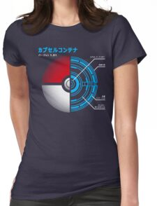 CAPTURE CAPSULE Womens Fitted T-Shirt