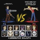 Super 80's Good Vs. Evil 2! by Punksthetic