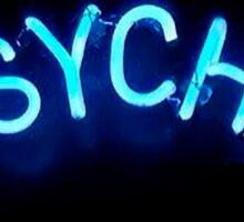♡ PSYCHIC ♡ Sticker
