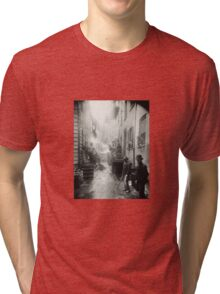 Bandit's Roost by Jacob Riis Tri-blend T-Shirt
