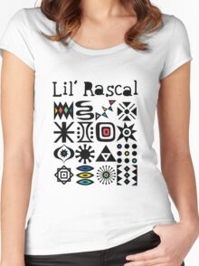 Lil' Rascal Women's Fitted Scoop T-Shirt