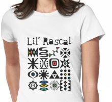 Lil' Rascal Womens Fitted T-Shirt