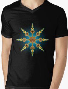 Orgonite Mens V-Neck T-Shirt