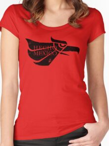 Hecho En Mexico Women's Fitted Scoop T-Shirt
