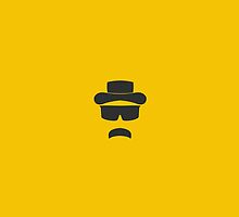 Heisenberg Minimalist by Joe  Barbour