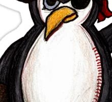 Pito the Pirate Penguin Sticker