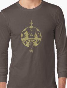 A hero's Journey Long Sleeve T-Shirt
