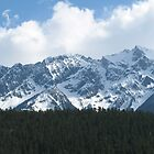 British Columbia Coastal Mountains by Brian Chase