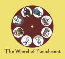 Death by Wheel by masachan