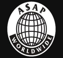 Asap Worldwide by Alex Landowski