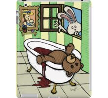 Teddy Bear And Bunny - The Discovery iPad Case/Skin